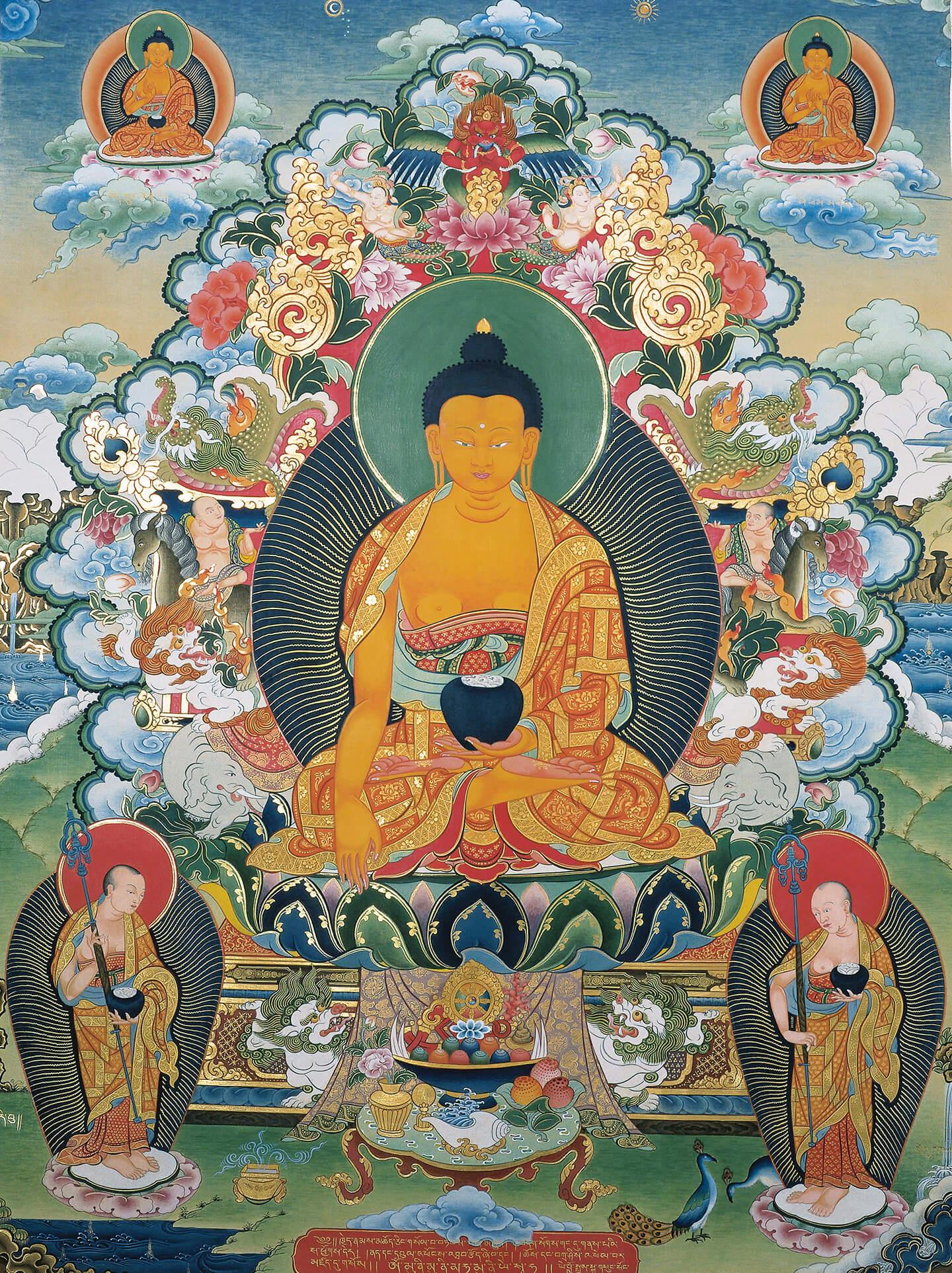 Buddhas of the Three Times, buddha