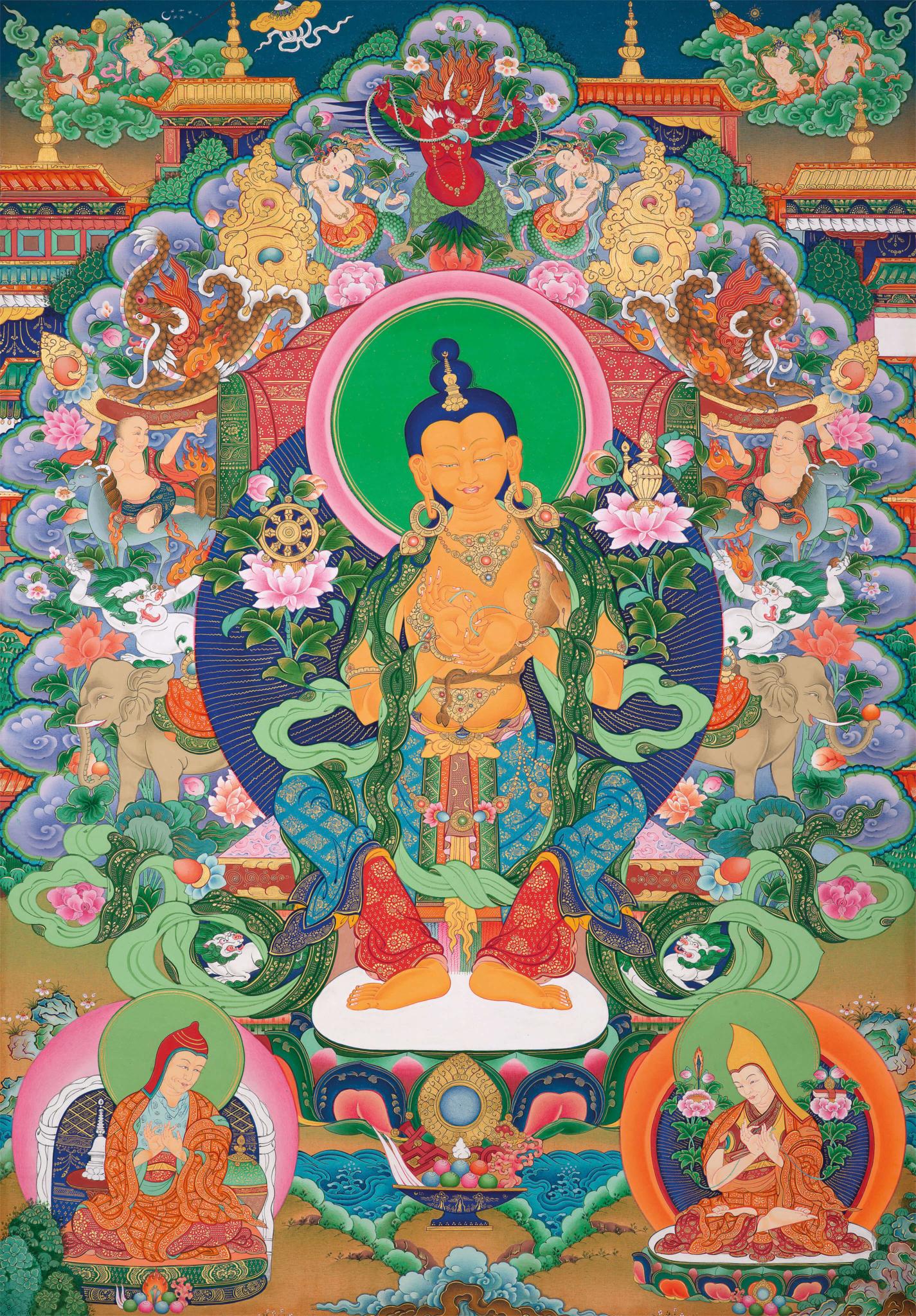 Maitreya, Buddha Maitreya, Buddha
