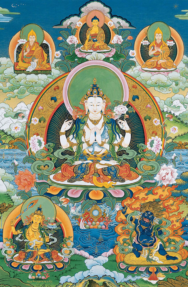 avalokiteshvara, bodhisattva