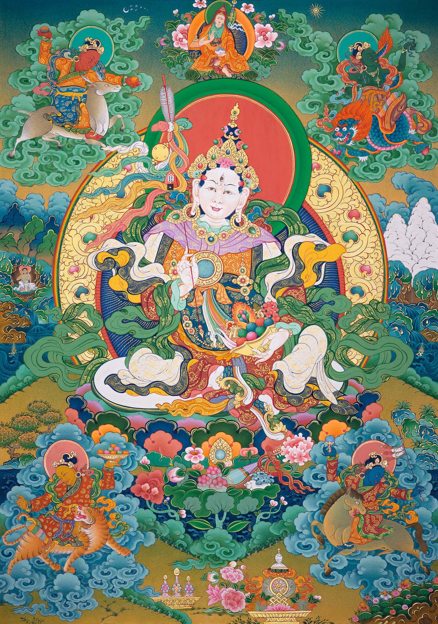 Tashi Tseringma